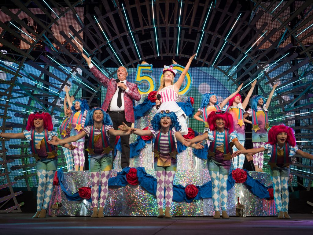 Calgary Stampede Grandstand Show Celebrates 50 Years
