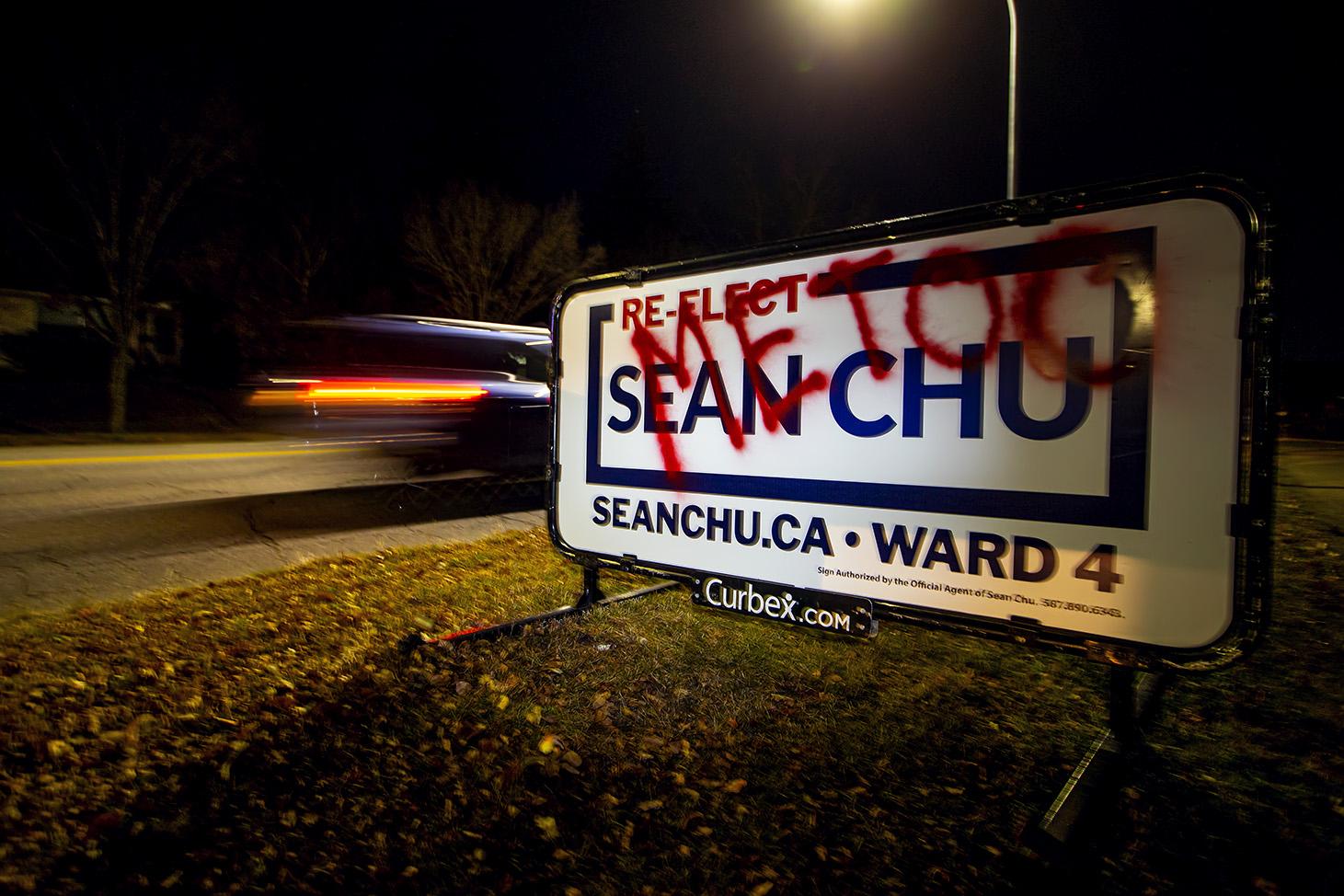 Pressure mounts for Sean Chu's resignation in Calgary's Ward 4